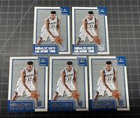 KARL ANTHONY TOWNS ROOKIE Panini HOOPS 289 LOT Of 5 Grade Ready PSA 9/10?(MINT+)