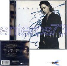 """PAOLO MENEGUZZI """"PAOLO"""" RARO CD IN SPAGNOLO STAMPA ARGENTINA"""