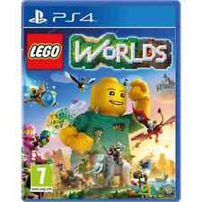 Sony PlayStation P4READWAR20395 Lego Worlds For PS4