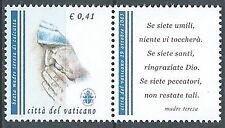 2003 VATICANO MADRE TERESA MNH ** - ED4