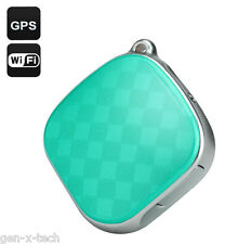 Real Time GPS Tracker + Locator: GSM, WiFi, LBS, Geo Fence, SOS Emergency Call