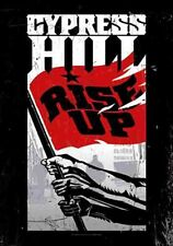 """Cypress Hill Rise Up Fabric Poster Flag 30x40"""""""