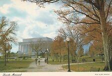 "*Washington D.C. Postcard-""Lincoln Memorial"" /Completed 1922/ (U2-509)"