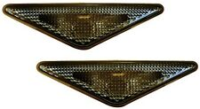 Ford Focus Mk1 1998-04 Triangle Smoked Side Repeaters Indicator Spare Part Black