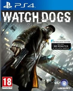 Watch_Dogs (PS4) PEGI 18+ Adventure: Free Roaming Expertly Refurbished Product