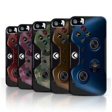 Housses et coques anti-chocs bleus iPhone SE pour téléphone mobile et assistant personnel (PDA)