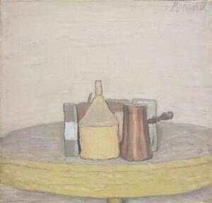 Giorgio Morandi Still Life 4 Giclee Canvas Print Paintings Poster LARGE SIZE