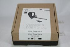 Plantronics Voyager Legend Uc B235-M Usb Bluetooth Headset System - Used