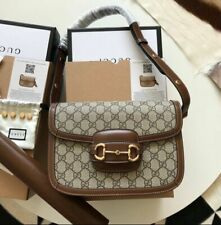 Gucci Hand Bag Leather