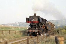 PHOTO  GERMANY - STEAM LOCO NO 050 731-9 NR CREILESHIEM