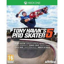 Pal version Microsoft Xbox One Tony Hawk's Pro Skater 5