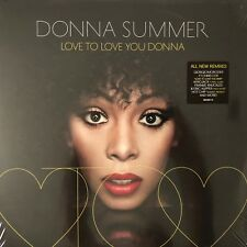 Love to Love You Donna by Donna Summer (180g Vinyl 2LP),2013, Verve Music