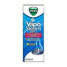 Vicks VIN008 Steam Vaporizer with Camphor - 8oz