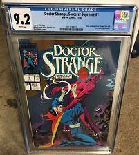 DOCTOR STRANGE Sorcerer Supreme #1 DORMAMMU 1988 Avengers FF Hulk X-Men CGC 9.2