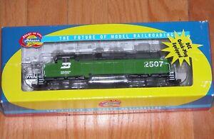 ATHEARN 94203 GP35 BURLINGTON NORTHERN BN 2507 DCC READY