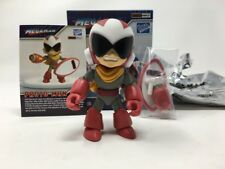 Loyal Subjects Mega Man: Proto Man Action Vinyl Figure | Glow In The Dark Chase