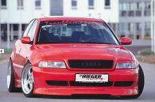 Rieger Frontspoilerlippe für Audi A4 B5 11/1994-1998 Limousine/ Avant