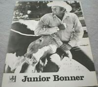 AHF, Aushangfoto Portrait,JUNIOR BONNER,Beschnitten-73