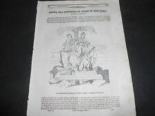 1846 JOLLIVET FRANCESCO GIUSEPPE HAYDN DANIEL BOONE NOZZE REALI SPAGNA