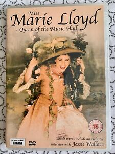 Miss Marie Lloyd - Queen Of The Music Hall (DVD, 2007) Jessie Wallace