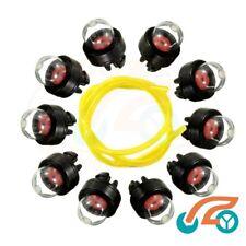 10 Primer Bulb Fuel Line For Ryobi Stihl Mcculloch Talon Trimmer Whipper Snipper