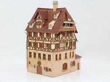 Faller h0 b-932 Dürer casa reticolare casa costruita finito