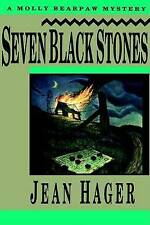 NEW Seven Black Stones by Jean Hager
