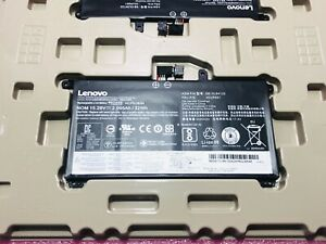 NEW GENUINE Lenovo ThinkPad T570 T580 P51S P52S SB10L84122 00UR891 Battery