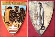 417) Distintivo Divisione Alpina Cuneense
