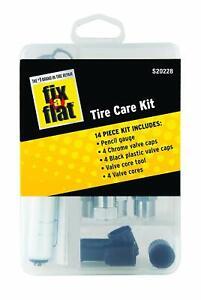 FIX-A-FLAT 14 PC TIRE CARE KIT- S20228 -
