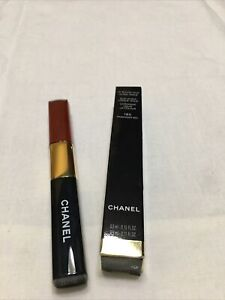 CHANEL LE ROUGE DUO ULTRAWEAR LIQUID LIPCOLOR #180 PASSIONATE RED NWB