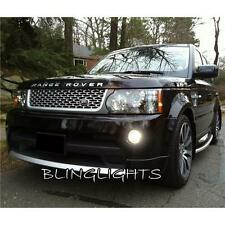 2010 2011 2012 Range Rover Sport Supercharged Xenon Fog Lamps Driving Lights Kit