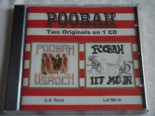 CD   POOBAH  U.S ROCK / LET ME IN