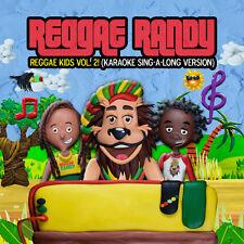Reggae Randy - Reggae Kids Vol 2 (Karaoke Sing-A-Long Version) [New CD] Manufact