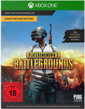 Playerunknown's Battlegrounds (Microsoft Xbox One, 2017)