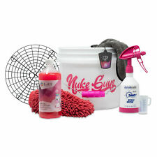 Nuke Guys GIRL EDITION Autopflege Set LIQUID ELEMENTS Shampoo 83metoo Duft