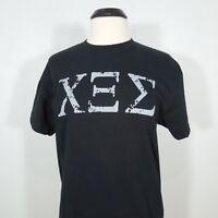 ROTTING CHRIST - Χ Ξ Σ T-Shirt Black Men's size M (NEW)