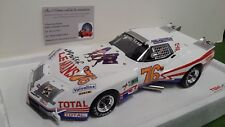 CHEVROLET CORVETTE GREENWOOD 1976 #76 SPIRIT OF LE MANS 1/18 TRUESCALE TSM111810