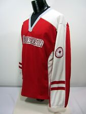 Hudson Bay Co.HBC Canada Olympic 2010 Red White Jersy Men's L