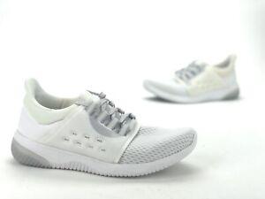 Asics Womens Gel-Kenun Lyte White Sport Running Shoes 7 Medium (B,M) T880N