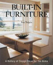 Built-In Furniture: A Gallery of Design Ideas (Ide