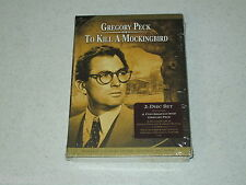 To Kill a Mockingbird DVD, 2005 2-Disc Special Edition Collector's Set w/Posters