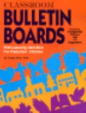 Classroom Bulletin Boards: With Learning Activities for Preschool Children
