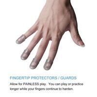 Quality Guitar Fingertip Protectors Finger Guards For Ukulele Guitar AP