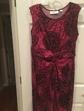 Woman's Sleeveless  Career Social Dress NWT 14/16 Made By avenue