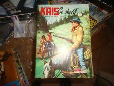 KRIS (KRISS) LE SHERIF 62 SUPERBE ETAT PETIT FORMAT MON JOURNAL AOUT 1965