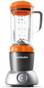 NutriBullet Select 1000W 32oz Food Blender (NB50200OR) - Orange - New & Sealed