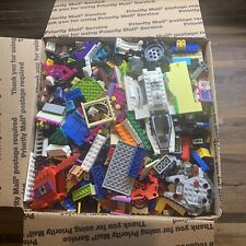 Lego 10 lbs of Assorted Lego Lot Mixed Other Building Bricks and Pieces