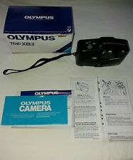 Olympus Trip XB3 camera vintage Boxed  Compact film camera