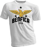 Benfica SLB Portugal UEFA Football Soccer Tee T-shirt Jersey Team Sports Apparel